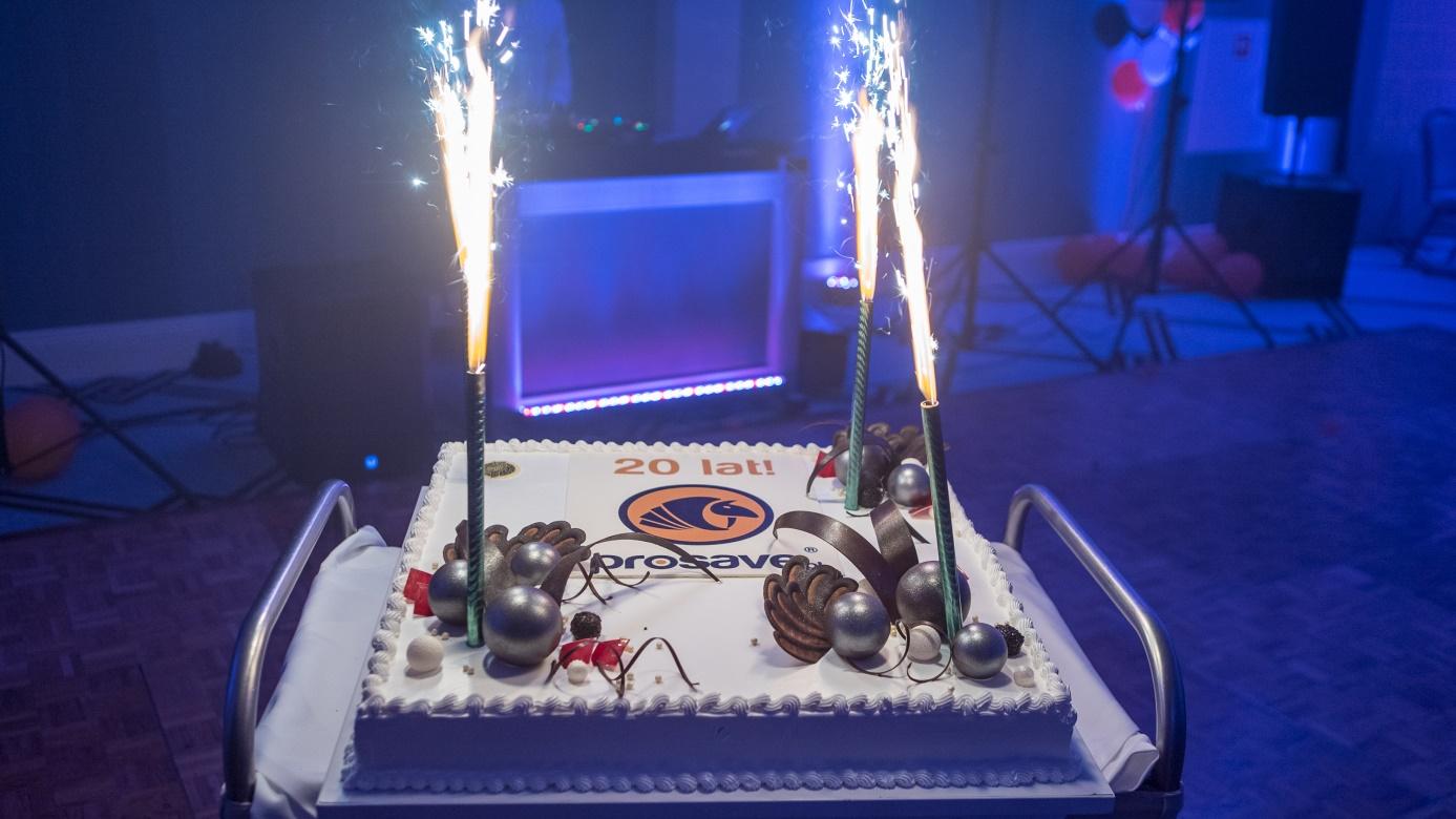Obchody 20-lecia i oficjalne otwarcie nowej siedziby