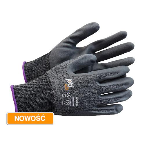 Rękawice monterskie JobSafe Mojave