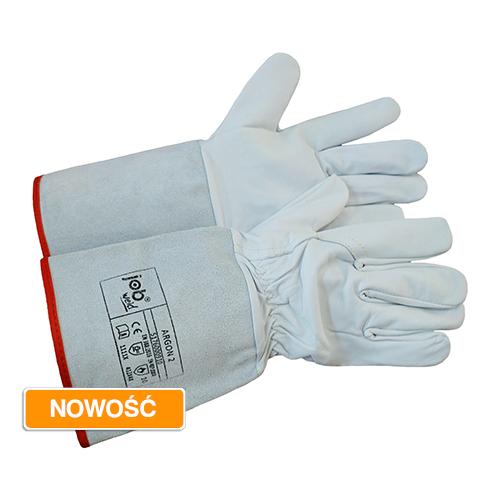 Rękawice spawalnicze JobWeld Argon 2
