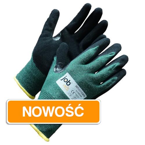 Rękawice antyprzecięciowe JobSafe Anti-cut B MFN